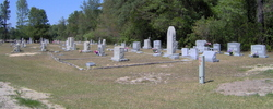 Green Springs Baptist Church Cemetery