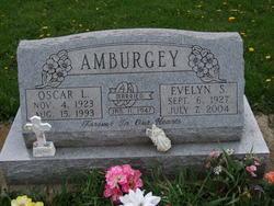 Evelyn S <i>Hall</i> Amburgey