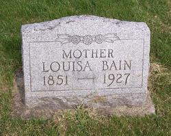 Louisa Bain
