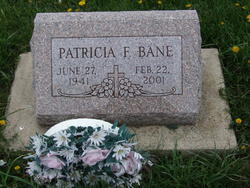 Patricia F <i>Nelson</i> Bane