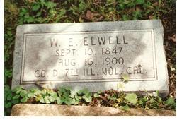 William Edwin/Edward Elwell