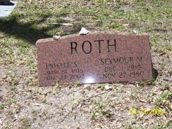 Estelle <i>Scherer</i> Roth