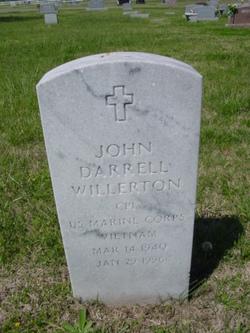 John Darrell J.D. Willerton