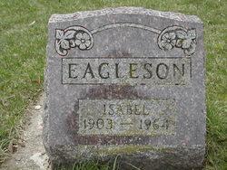 Isabella Cynthia <i>Van Erem</i> Eagleson