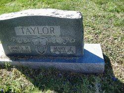 Mary Jane <i>Johnson</i> Taylor