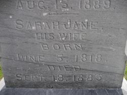 Sarah Jane <i>Poynter</i> Bastin