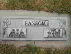 Lottie <i>Covert</i> Ransom