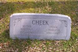 Charles L Cheek