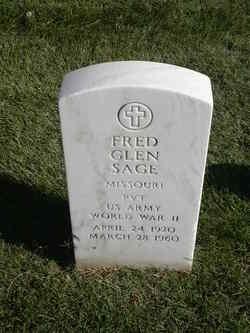 Fred Glen Sage