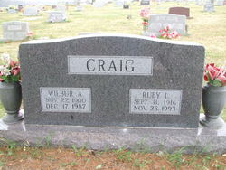 Dr Wilbert Angus Craig