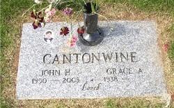 John Harold Cantonwine