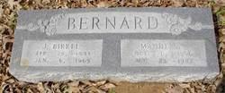John Birrel Bernard