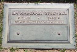 Ida Margaret <i>Harris</i> Bundy Studwell
