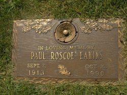 Paul Roscoe Eakins