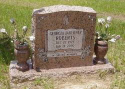 Georgia Lee <i>Faulkner</i> Roberts