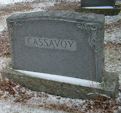 Ruth <i>Tabor</i> Cassavoy