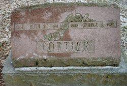 Ruth <i>Holbrook</i> Fortier