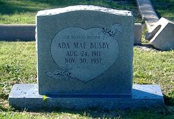 Ada May <i>Pearson</i> Busby