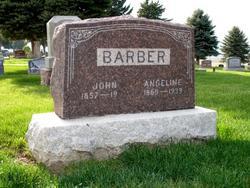 Angeline Annie <i>Rogers</i> Barber