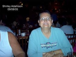 Shirley Jane <i>Headley</i> Adamson