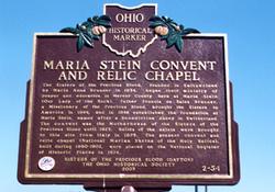 Maria Stein Convent Cemetery