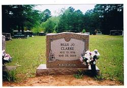 Billie Jo <i>Allen</i> Clarke