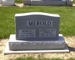 Estella May <i>Kimble</i> Merold