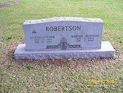 Joseph Letcher Robertson