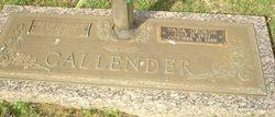 Vada <i>George</i> Callender