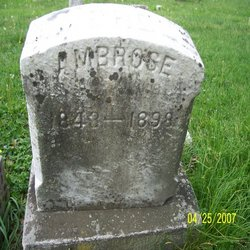 Ambrose Ambrose