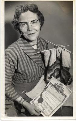 Bessie Hazel <i>Sturm</i> Ernst
