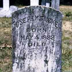 Joseph M. Tucker