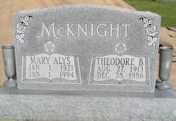 Theodore Bridger McKnight