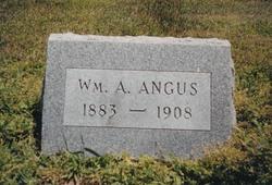 William Alford Angus