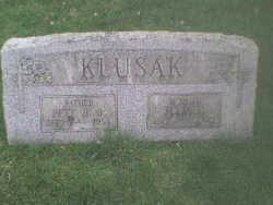 Peter Sr. B. Klusak