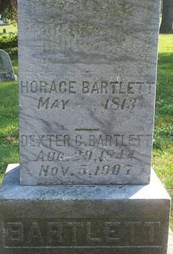Dexter C Bartlett