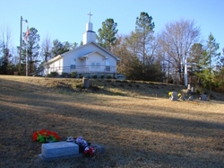 Silver Hill Baptist Church Cemetery