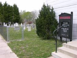 Galestown Methodist Church Old Cemetery