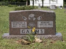 Kenneth Berger Garms