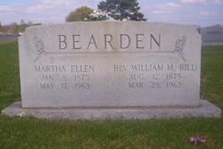 William Martin Bill Bearden