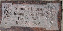 Sharon Louise <i>Hawkins</i> Brittian