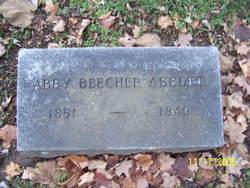 Abby <i>Beecher</i> Abbott