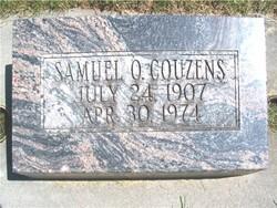 Samuel O Couzens