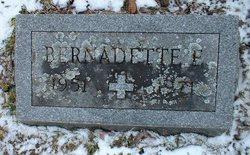Bernadette Evelyn Holbrook