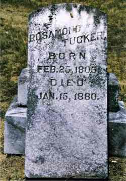Rosamond Maude <i>McKiney</i> Tucker