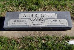 Arthur H Albright