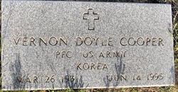 PFC Vernon Doyle Cooper