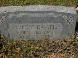 James E. Daniels