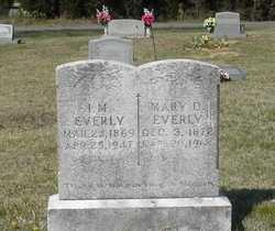 Mary Delilah <i>Norris</i> Everly