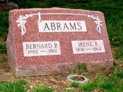 Irene Rebecca <i>Patterson</i> Abrams